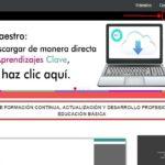 Los Cursos y formación docente del DGFC básica en línea