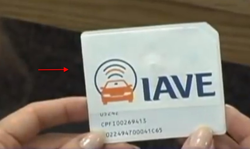 Tarjeta IAVE chip