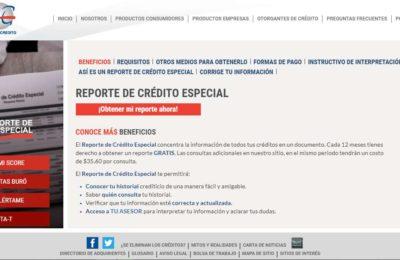 consulta de buró de crédito