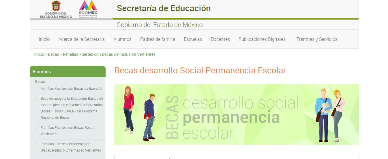 Beca desarrollo social
