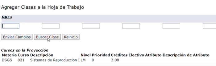 Elige el NRc