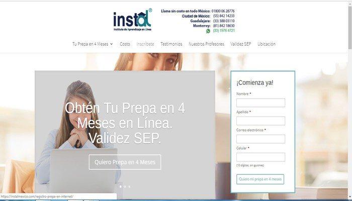 InstalMexico Home