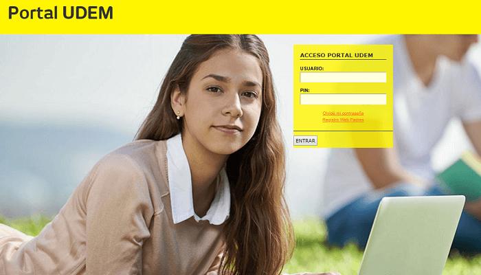 Portal UDEM