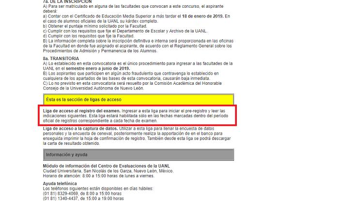 Preregistro UANL
