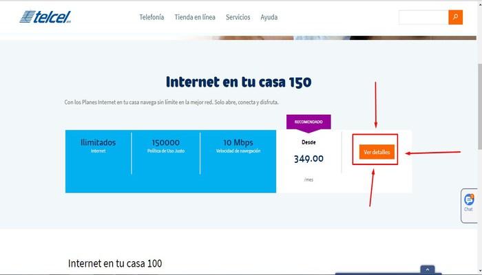 Telcel Internet