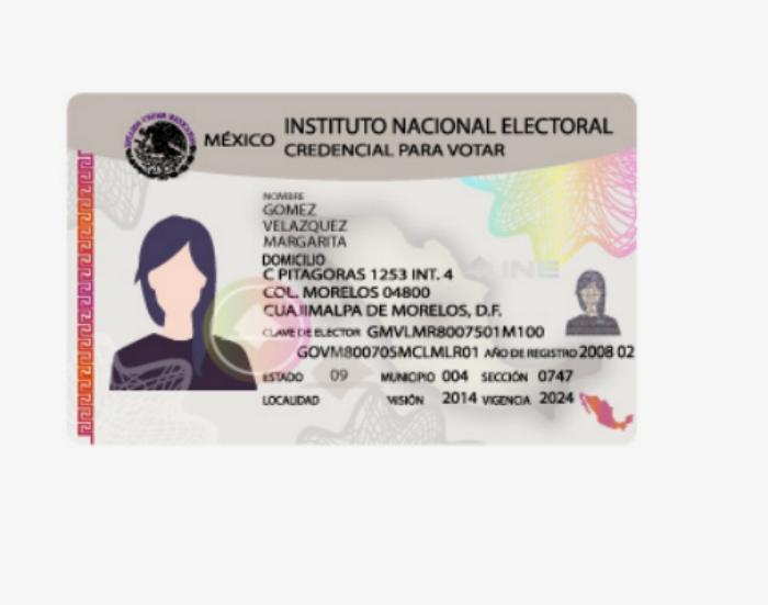 Credencial para votar