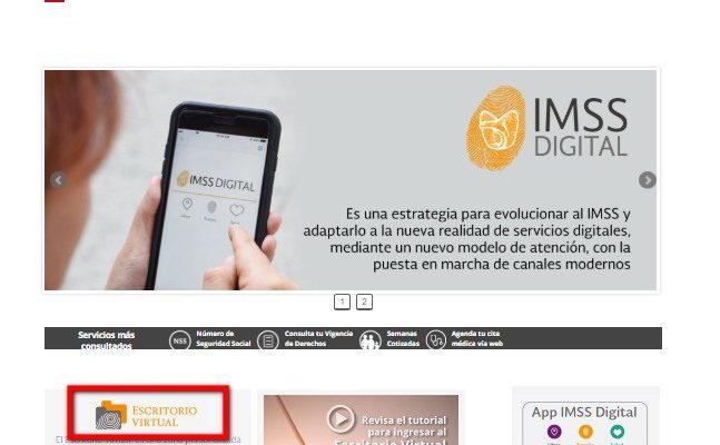 web escritorio digital